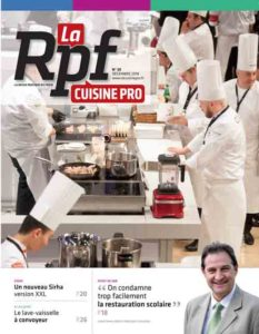 Couverture RPF Cuisine PRO N°20 Special Sirha